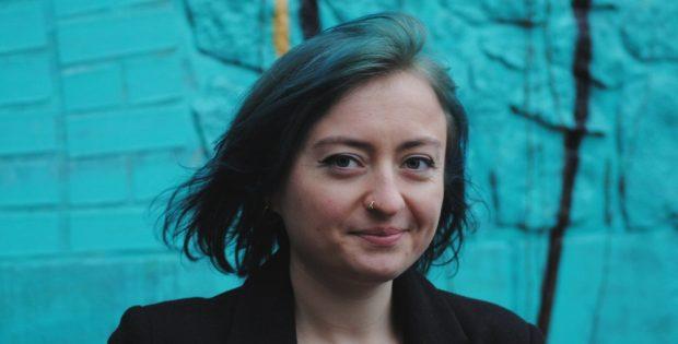 """Anne Kämmerer, Mitglied bei """"Leipzig nimmt Platz"""" & der """"Grünen Jugend"""". Foto: Privat"""