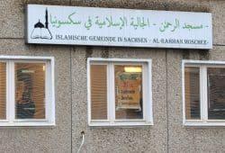 Die Al-Rahman-Moschee in der Roscherstraße: Für Frieden, Dialog und Integration? Foto: L-IZ.de