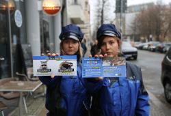 Die Pelzpolizei. Quelle: Deutsches Tierschutzbüro