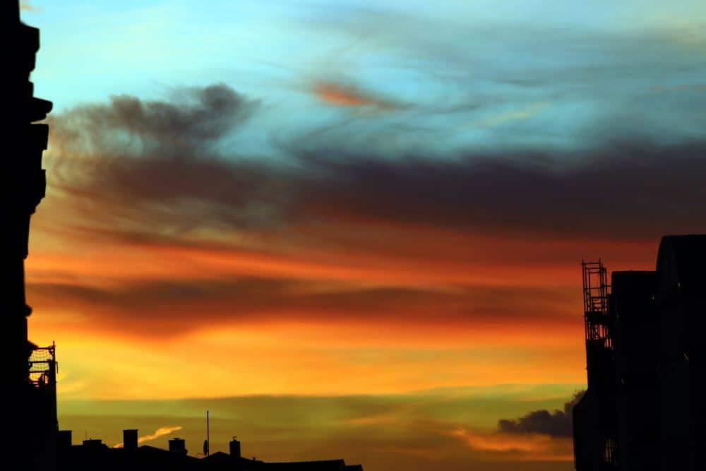 Vom Himmel hoch, da komm ich her … Foto: L-IZ.de