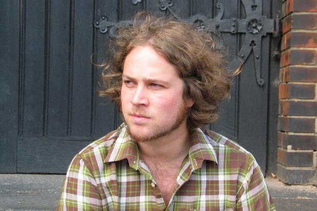 Einer der Organisatoren des Topical Island Poetry Slam: Jan Lindner. (c) by ELC
