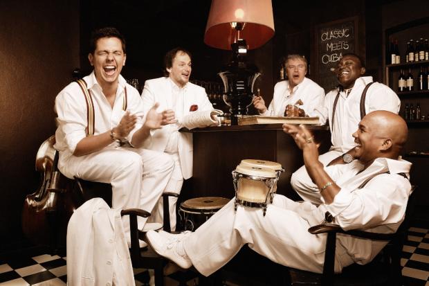 Klazz Brothers & Cuba Percussion PR