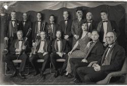 Moka Efti Orchestra. Quelle: Semmel Concerts