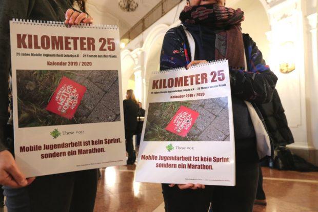 Am 22. November 2018 stellte der Verein den 24-Monats-Kalender im Neuen Rathaus vor. Foto: L-IZ.de