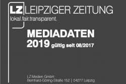 LEIPZIGER ZEITUNG, Mediadaten 2019