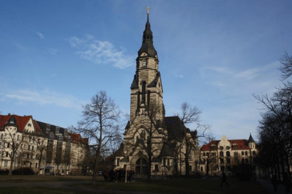 Michaeliskirche. Foto: Ernst-Ulrich Kneitschel