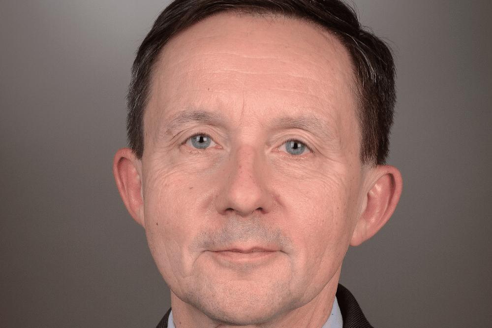 Pfarrer Sebastian Rebner. Quelle: Klinikum St. Georg