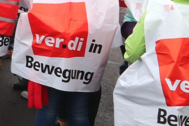Ver.di ruft zum Streik bei Amazon auf. Foto: L-IZ.de