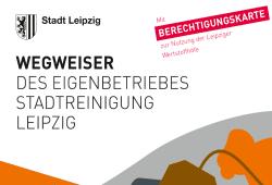 Wegweiser-Vorschaubild. Quelle: Stadtreinigung Leipzig