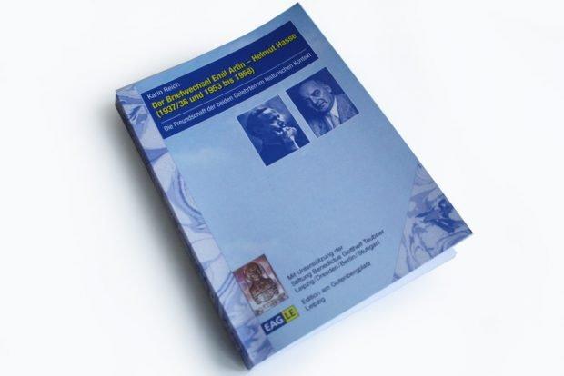 Karin Reich: Der Briefwechsel Emil Artin - Helmut Hasse. Foto: Ralf Julke