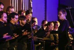 "Der Chor zu ""Bells Echo"". Foto: Bells Echo"