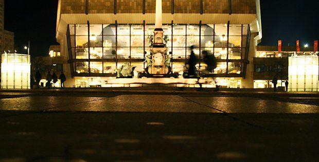 Das Leipziger Gewandhaus. Foto: Ralf Julke