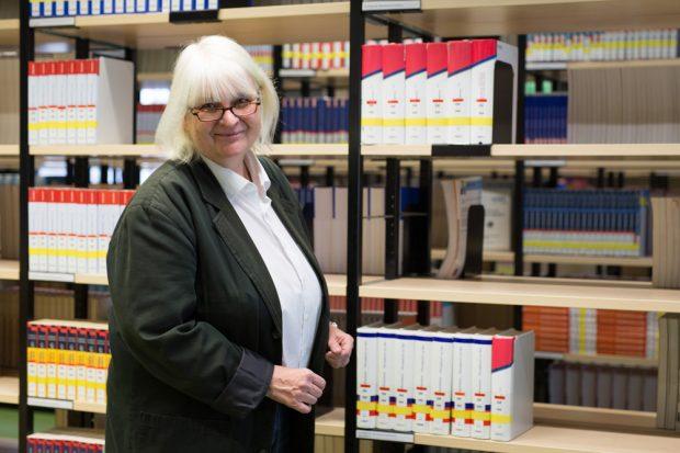 Prof. Gabriele Hooffacker. Foto: HTWK Leipzig