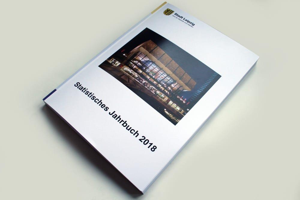 Statistisches Jahrbuch 2018. Foto: Ralf Julke