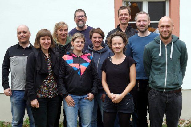 Die Hauptamtlichen der Kontaktstelle Wohnen. Foto: Zusammen e.V.