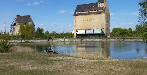 Der Lindenauer Hafen. Foto: Marko Hofmann