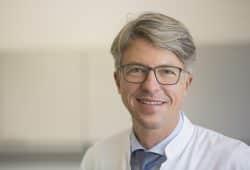 Prof. Uwe Platzbecker, Direktor der Medizinischen Klinik I, Bereich Hämatologie und Zelltherapie am Universitätsklinikum Leipzig. Foto: Stefan Straube/UKL