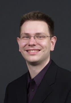Prof. Dr. Jens Meiler, Foto: Steve Greene