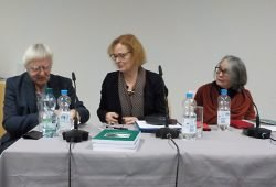 Andreas Reimann, Prof. Marion Brandt, Rita Jorek. Foto: Christiane Otto