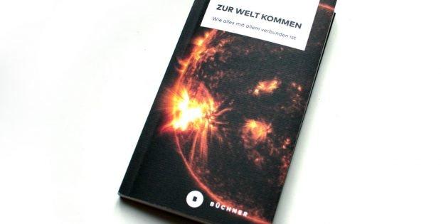 Klaus Simon: Zur Welt kommen. Foto: Ralf Julke