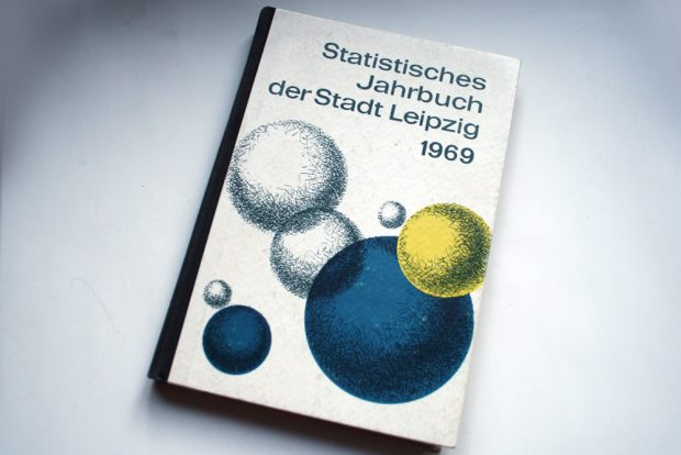 Statistisches Jahrbuch der Stadt Leipzig 1969. Foto: Ralf Julke