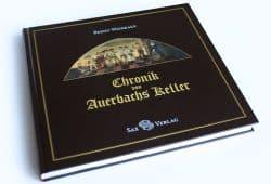 Bernd Weinkauf: Chronik von Auerbachs Keller. Foto: Ralf Julke
