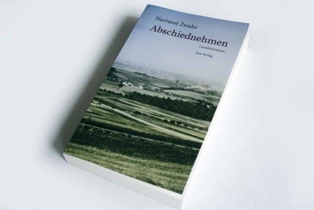 Hartmut Zwahr: Abschiednehmen. Foto: Ralf Julke