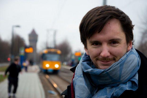 Arnold Arpaci. Quelle: SPD-Leipzig
