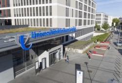 Das Universitätsklinikum Leipzig. Foto: Stefan Straube / UKL