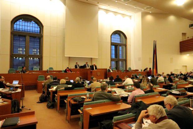 Die Ratsversammlung am 23. Januar 2019. Foto: L-IZ.de