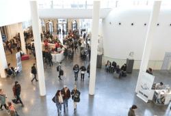 Der Tag der offenen Tür an der Universität Leipzig war auch im vergangenen Jahr gut besucht. Foto: Swen Reichhold/Universität Leipzig