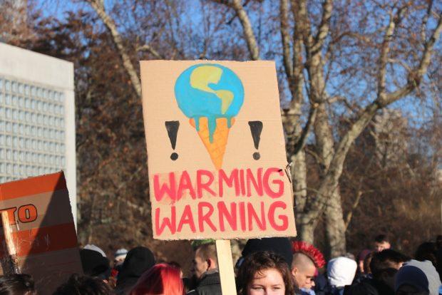 Erderwärmung - ein Dauerbrenner auch für die Schüler. Foto: L-IZ.de