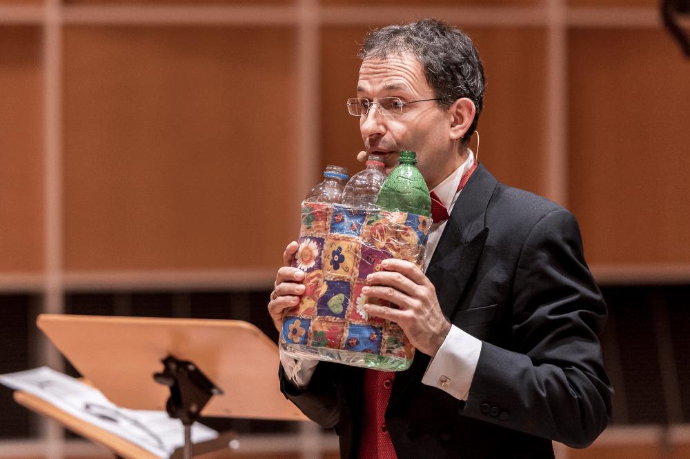 Familienkonzert mit Ekkehard Vogler © Daniel Reiche