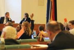 Zeit für Entscheidungen im Stadtrat Leipzig. Der Doppelhaushalt wird beraten. Foto: L-IZ.de