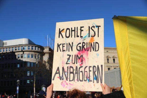 Das kreativste Schild vielleicht ... Foto: L-IZ.de