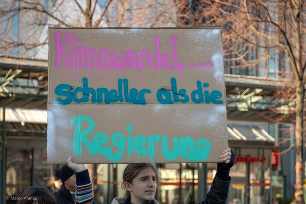 Die Jugend will mehr Tempo ... Foto: Marco Arenas
