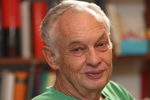 Prof. em. Dr. Jakob Hessing, Hebräische Universität Jerusalem, Referent des öffentlichen Abendvortrags. Foto: Privat.