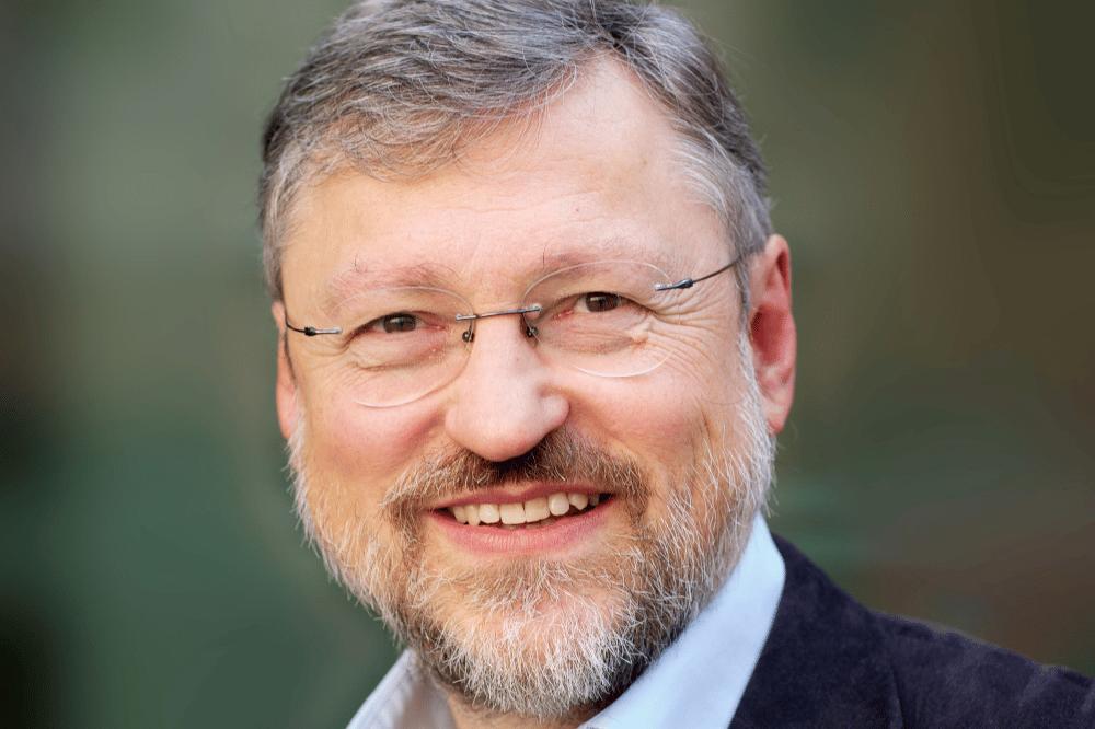 Rektor der HMT Professor Martin Kürschner, Foto: Hochschule für Musik und Theater