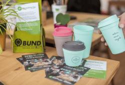 Recycling2go. Quelle: BUND Leipzig