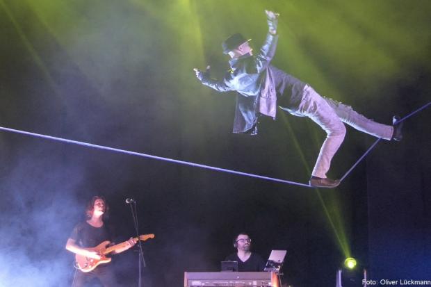 Rock the Circus PR