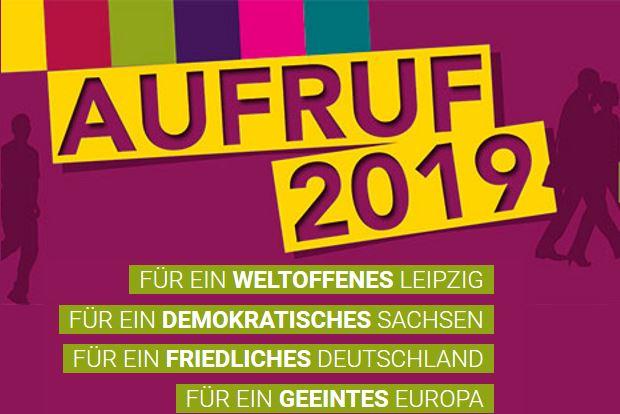 "Foto: ""Aufruf 2019"""