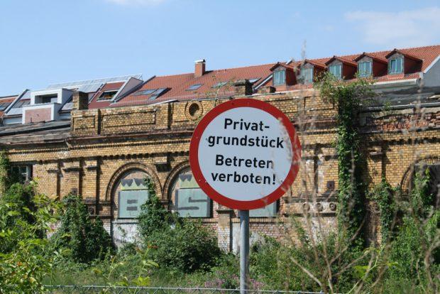 Altes Empfangsgebäude des Eilenburger Bahnhofs. Foto: Ralf Julke