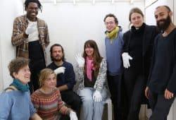 Die Workshop-Teilnehmer. Foto: Unofficial Pictures