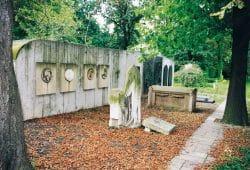 Der Alte Johannisfriedhof. Foto: LTM GmbH
