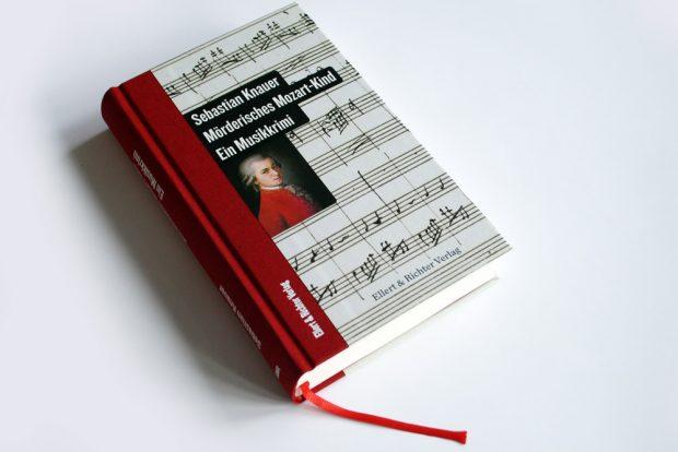 Sebastian Knauer: Mörderisches Mozart-Kind. Foto: Ralf Julke