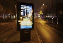 MDR für die Hosentasche, Werbung von 2016. Foto: Ralf Julke