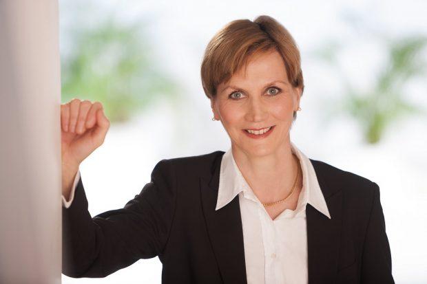 Prof. Ines Gockel hat das erste Barret-Charity-Dinner im Gewandhaus Leipzig initiiert. Foto: Stefan Straube/UKL