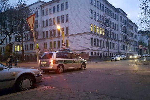 Leipziger Internet Zeitung Polizeibericht 13 Februar Einbrüche