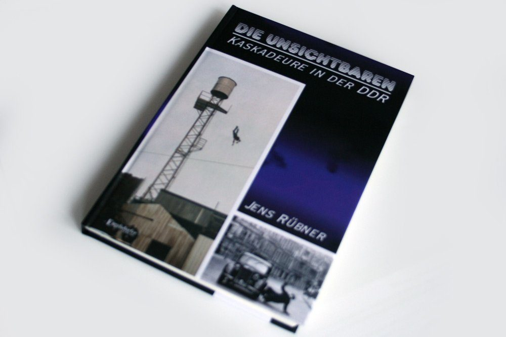 Jens Rübner: Die Unsichtbaren. Foto: Ralf Julke