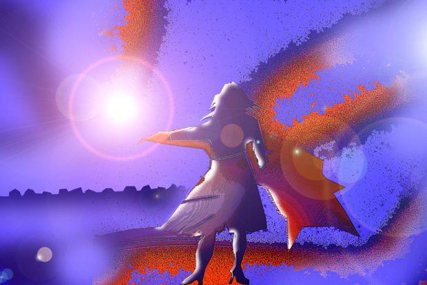 Margarita lässt die Raubtiere tanzen ... Grafik: L-IZ